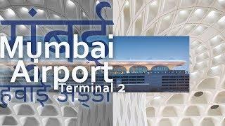 BOM - Chhatrapati Shivaji Maharaj International Airport Mumbai - Terminal 2   Arrival & Departure