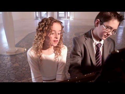 I Feel My Savior's Love | Reese Oliveira, Hallie Cahoon, Blake Walker | arranged by Masa Fukuda