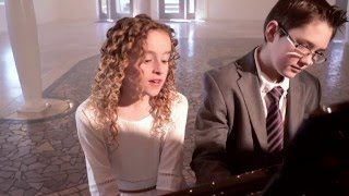Download I Feel My Savior's Love | Reese Oliveira, Hallie Cahoon, Blake Walker | arranged by Masa Fukuda Mp3 and Videos