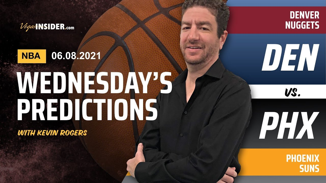 Suns vs Nuggets Betting Odds 6/13/2021 Western Conference ...