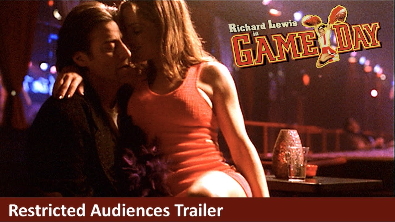 Game Day on Amazon Prime | Basketball Dark Comedy Starring Richard Lewis - Official Trailer (NSFW)