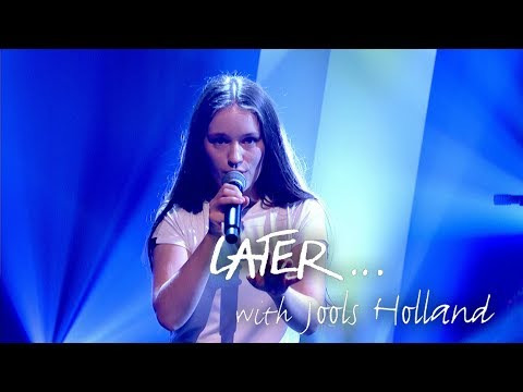 Sigrid returns with Strangers on Later... with Jools Holland