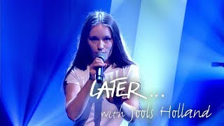 Sigrid Returns With Strangers On Later With Jools Holland