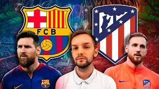 Барселона Атлетико Мадрид СуперКубок Испании 2020 Стрим перед матчем