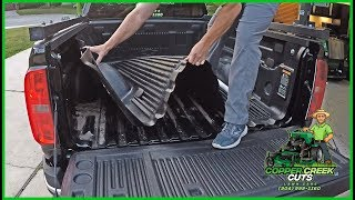 How To Remove A Drop In Truck Bed Liner