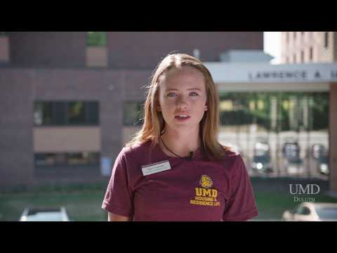 UMD Housing and Residence Life  - Community Spaces
