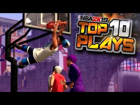 NBA 2K19 Top 10 Plays Of The Week #30 - DIRTIEST Dribble Moves & More thumbnail