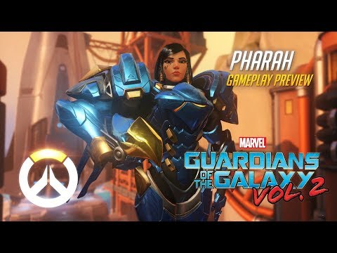 Mrs. Blue Sky (Guardians of the Galaxy Vol. 2 style) overwatch