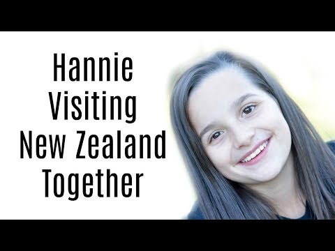Hayden Summerall & Annie Leblanc Visiting New Zealand Together | Dedicated To Bratayley