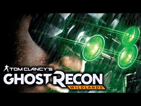Splinter Cell DLC with Michael Ironside! Ghost Recon Wildlands