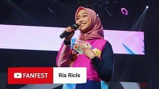 Ria Ricis @ YouTube FanFest Jakarta 2018