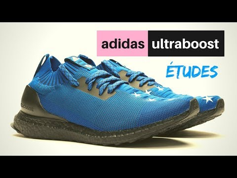 2f024b73741c Great Collaborations Études adidas Ultra Boost Uncaged Blue
