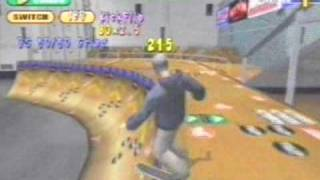 Evolution Skateboarding - Trailer E3 2002 - PS2.mov