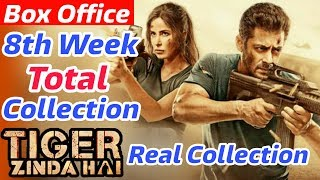 Tiger Zinda Hai 8th Week Worldwide Box Office Collection | Salman Khan Video