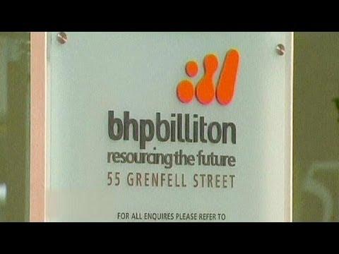 BHP Billiton profit slumps - corporate