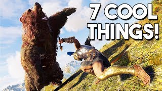 Assassin's Creed Odyssey 7 Cool Things! Combat, Choices & Tips (AC Odyssey Gameplay)