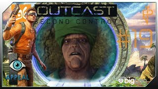 Let's Play Outcast: Second Contact #19 Der beste Pilam-Macher in ganz Okriana