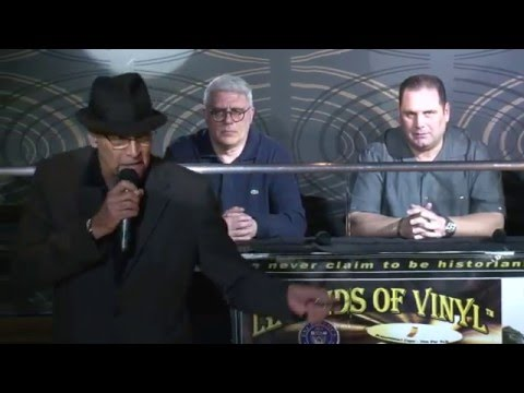 Legends of Vinyl Presents The 2016 DJ/Artists Hall of Fame Seminar 2nd Panel 45 Minutes
