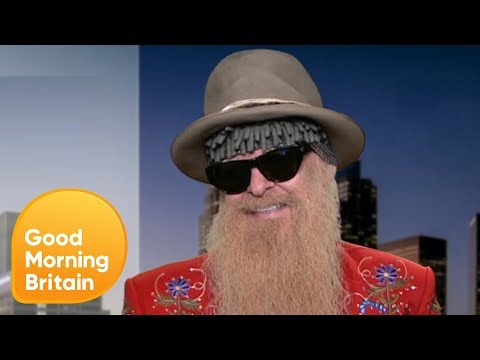 ZZ Top's Billy Gibbons Gives His Opinion on 'PC Culture' | Good Morning Britain