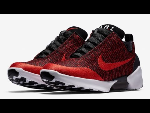 NIKE HYPERADAPT 1.0 HABANERO RED & NIKE WMNS SPECIAL FIELD AIR FORCE 1 MID  VAST GREY AND MORE !!
