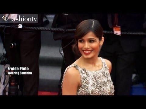 Cannes 2013 Day 2: Emma Watson, Freida Pinto, Zhang Ziyi, Sofia Coppola | FashionTV