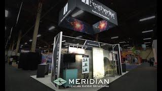 Benefits of Meridian Upscale Exhibit Structures