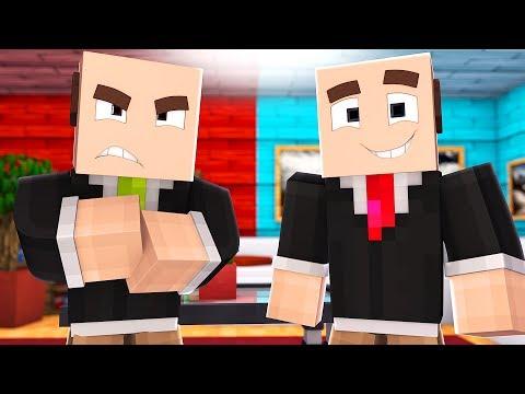 TEACHER PHILIP'S TWIN!? Minecraft Mods HIDE N SEEK