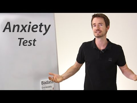 Anxiety TEST: do you have anxiety? Are you prone to panic attacks?