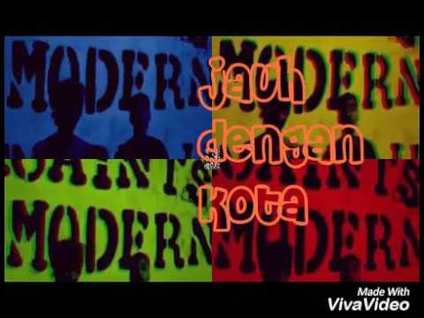 bhonky ft edy - Orange Kota Hujan (Official)