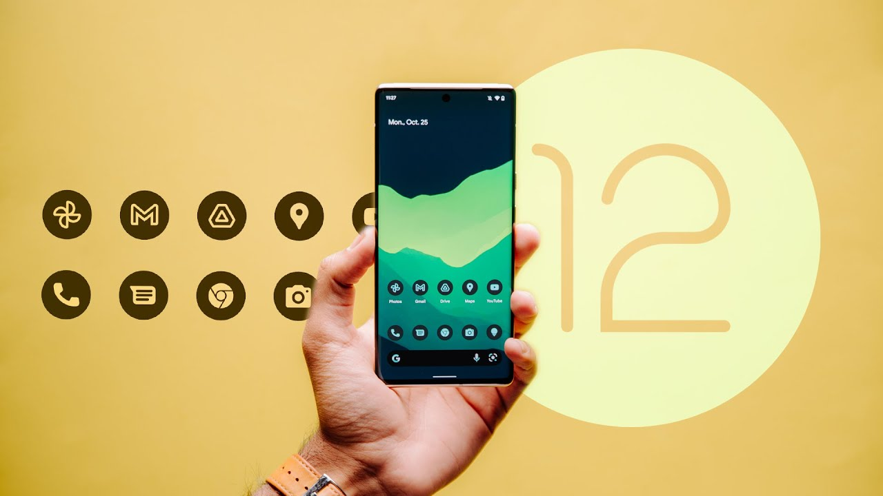 Android 12 Review - My User Experience So Far - Hardware Canucks