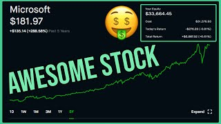 I Just Spent $1,100 on this Stock - Robinhood Investing | Stocks I'm Buying