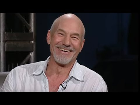 Patrick Stewart interview and lap | Top Gear | BBC