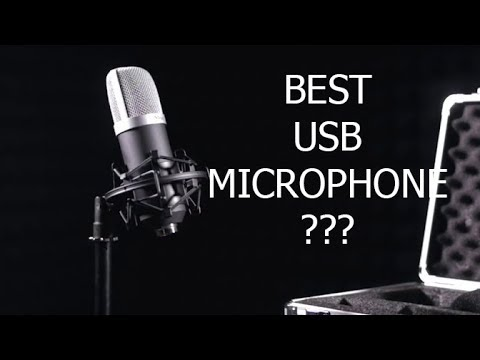 Trust Emita USB Studio Microphone Review - BEST USB MICROPHONE EVER