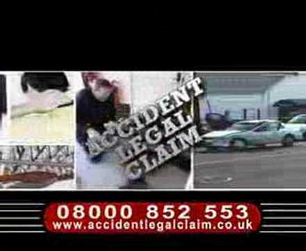 Accident Legal Claim Advertisement