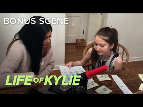 Kylie Jenner Visits One of Her Superfans Ari Thai
