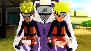 Video Hinata makes dolls for Naruto and Mecha Naruto - Naruto Shippuden Ultimate Ninja Storm Revolution download MP3, 3GP, MP4, WEBM, AVI, FLV Februari 2018
