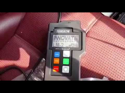 Innovate Wideband LM-2 Air/Fuel Ratio Meter