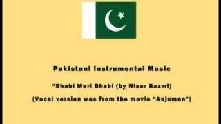 Pakistani Instrumental Music - Bhabi Meri Bhabi (by Nisar Bazmi)