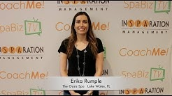Erika recommends the Leap Ahead Spa Seminar InSPAration Management 386-226-2550