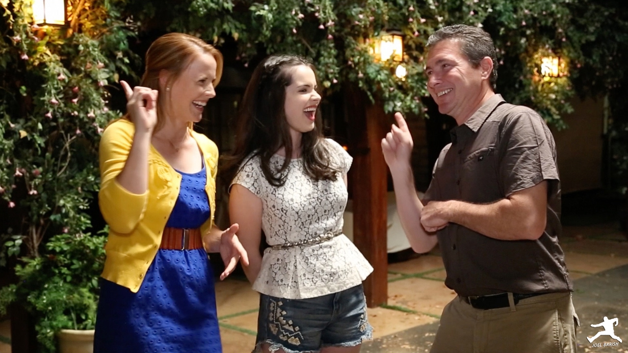 behind the scenes at �switched at birth� youtube