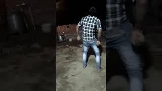 Are Re Meri Patli Si Kamariya Jawani Dhoka Khaye Rahi Kailash Baghel and Vipin bhai dancing sihori