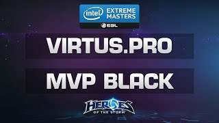 Heroes of the Storm GAME 2 Virtus pro vs MVP Black IEM Shenzhen 2015 Grand Final