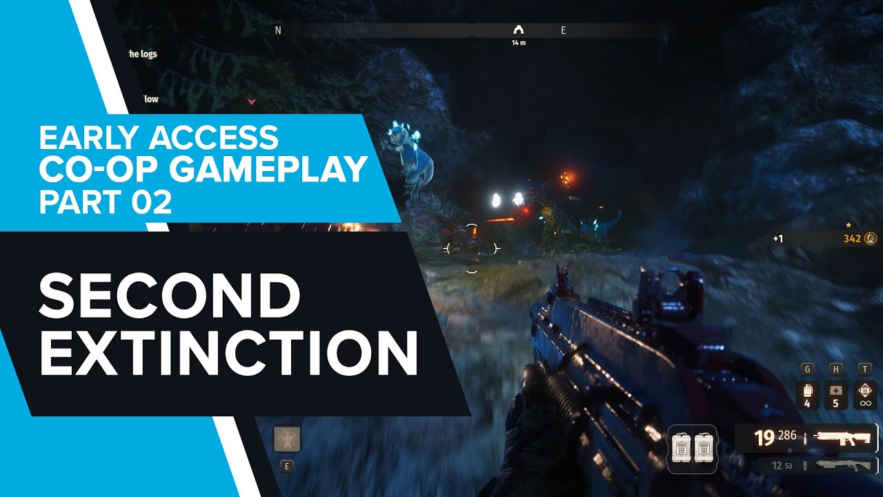 Second Extinction Early Access Co-op Gameplay - Part 02