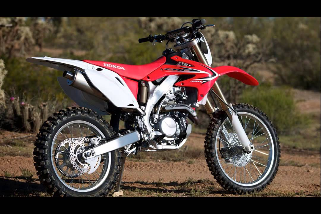 honda crf450x - YouTube