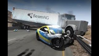 The Pursuit Of a Car Thief Caused a Collision - Free Car Games to Play Now