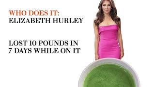 Extreme Celebrity Diet Tricks: Do They Work?