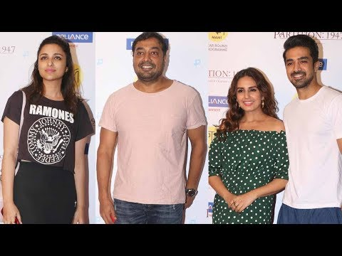 Partition: 1947 Movie Special Screening | Parineeti Chopra, Huma Qureshi, Anurag Kashyap
