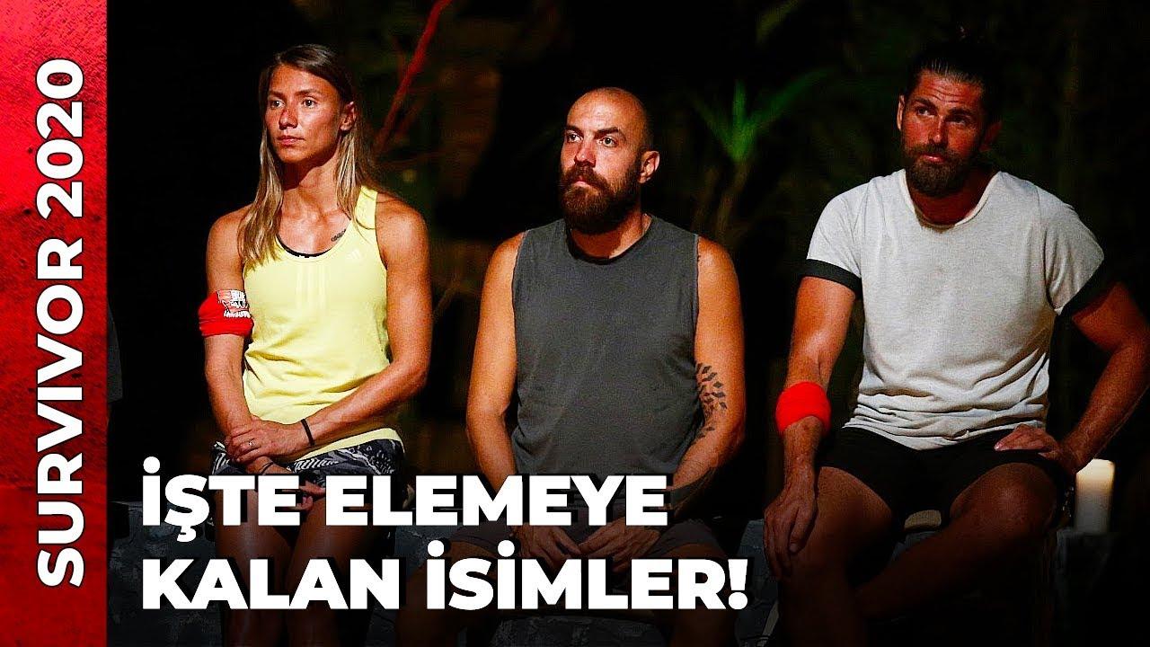 KONSEYDE İKİ ELEME ADAYI ÇIKTI! | Survivor Ünlüler Gönüllüler