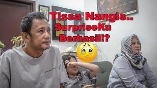 Reaction TISSA Di Malam Ulang Tahunnya - Song For Tissa