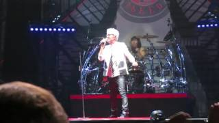 REO Speedwagon - O2 Arena - 11 Dec 2016 - Can't Fight This Feeling